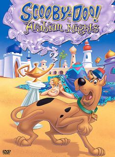 Scooby Doo in Arabian Nights DVD, 2003