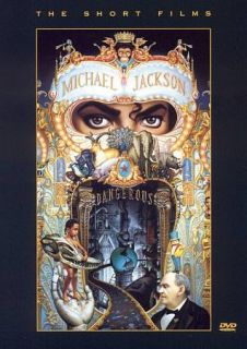 Michael Jackson Dangerous   The Short Films DVD, 2001