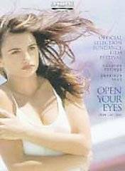 Open Your Eyes DVD, 2001