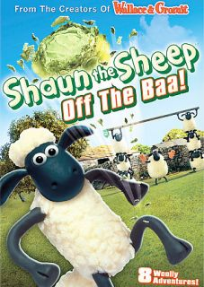 Shaun the Sheep   Off the Baa DVD, 2008