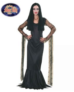 morticia addams costume in Women
