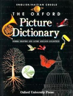 The Oxford Picture Dictionary English Haitian Creole Edition (Oxford