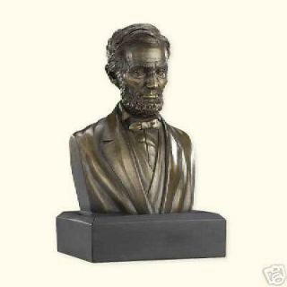 Abraham Lincoln Bust   PERFECT HOLIDAY GIFT Magnificent