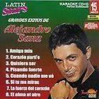 Latin Stars Karaoke CDG #15   Alejandro Sanz Hits
