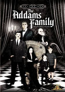 The Addams Family   Volumes 1,2 and 3 New  Complete