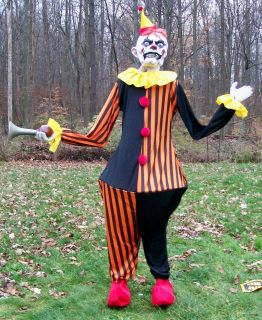 Brand New Animated Honky The Clown Halloween Prop