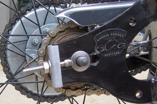 Schwinn OCC Chopper Bicycle Wheel/Chain Tweakers