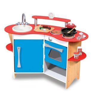 kids play kitchen in Kitchens