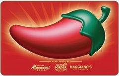 chilis in Gift Cards & Coupons