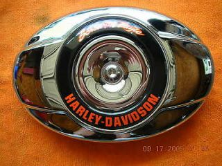 Davidson Screaming Eagle Chrome Air Cleaner Cover Twin 06 2012