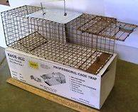 Cat,Mink,Rabbit,Skunk Live animal cage trap,Kage All Model K 151 trap