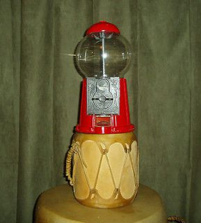 Gumball & Candy Machine Coin Operated ,Vintage