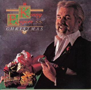 Kenny Rogers Christmas CD Kin Vassey Paul Jackson Ira Newborn Barnaby