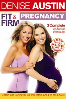 Denise Austin   Fit and Firm Pregnancy DVD, 2006