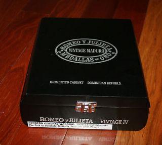 Romeo Y Julieta Cigar in Cigar Boxes