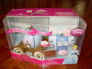 BRAND NEW RARE Disney Cinderella Princess Carriage Video Monitor