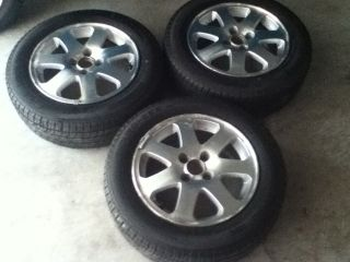 HONDA CIVIC SI WHEELS 99   00 4 LUG 15INCH 4X100 EX LX DX EM2 TUNER NO