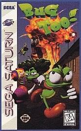 Bug Too Sega Saturn, 1995