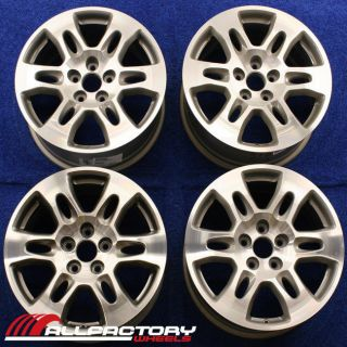 ACURA MDX 18 2007 2008 2009 07 08 09 FACTORY OEM RIMS WHEELS SET OF