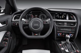 OEM* New Redesigned Audi 2013 S4 B8 Steering wheel Free Shipping