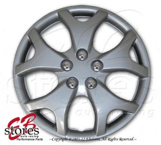 Skin Cover Hub caps (14 Inches Style#852) 4pcs Set (Fits Geo Prizm