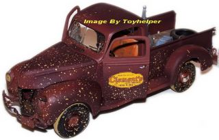 FRANKLIN MINT FORD TRUCK CLEMENTS AUTO SALVAGE NEW