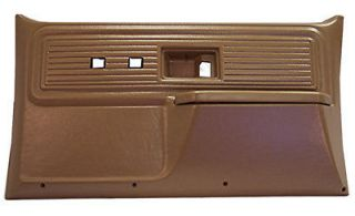 77 80 Chevrolet/GMC Truck SUV Door Panels