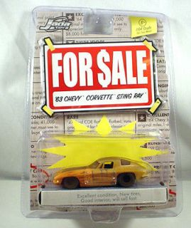 64 Scale FOR SALE 1963 63 CHEVROLET Chevy CORVETTE STING RAY Resto