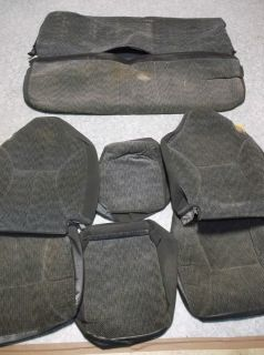 Seat Covers Dodge Ram 1500, 2500 1998 2001 Genuine Dodge Parts RARE