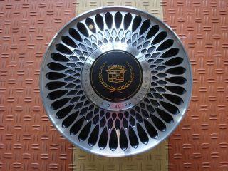 NOS Cadillac Deville Eldorado Seville FWD Lace Mesh 15 Wheel Slate