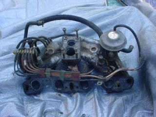 FIAT SPIDER 1979 INTAKE MANIFOLD ASSEMBLY