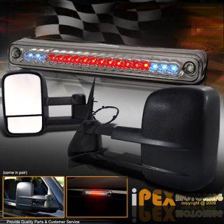 CHEVY C/K SUBURBAN TAHOE 1500/2500/3500 LED Brake Light+Towing Camper