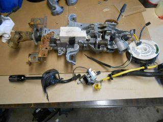 Ford Truck Bronco Tilt Steering Column 93 94 95 96 97 F 150 F 250 F