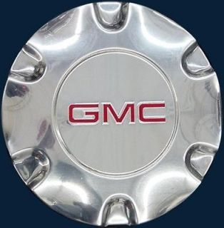 05 09 GMC Envoy Polished Wheel Center Cap For 17 Rim GMC Part