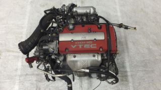 JDM HONDA ACCORD PRELUE EURO R H22A ENGINE 5SPEED LSD TRANSMISSION