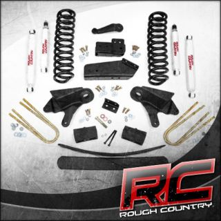 80 96 Ford Bronco 6 Rough Country Lift Kit (Fits Ford Bronco)