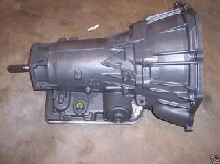 4L60E 4L65E Remanfactured Transmission M30 M32 1 Year 36K Mile