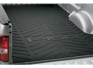 04   12 F 150 F150 OEM Genuine Ford Parts Heavy Duty Rubber Bed Mat 6