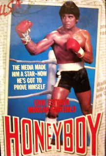 HONEYBOY VHS ERIK ESTRADA MORGAN FAIRCHILD HECTOR ELIZONDO TV MOVIE