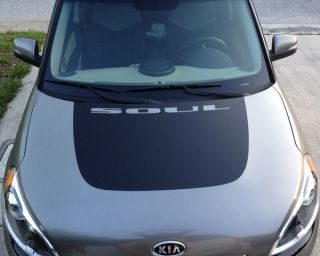 Kia Soul Graphics Decals Stripes Emblems Trim Kit EE1599 Models 2010
