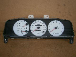 Nissan Primera P10 SR20 Nismo 240km 9000RPM Speedometer Cluster Gauge