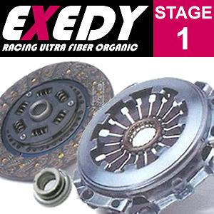 EXEDY ORGANIC CLUTCH KIT SUBARU LEGACY TURBO BD5 93 98
