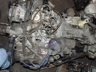 Suzuki Carry Japanese Mini truck engine Long Block