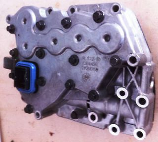 Saturn S Series Transmission Valve Body   1992 2002 SC1 SC2 SL1 SL2
