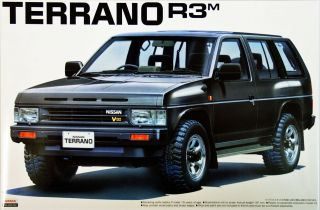 nissan terrano in Parts & Accessories