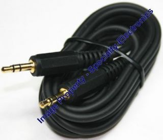 Audio Aux Input Cable for iPOD iPHONE Zune  Toyota Camry Solara