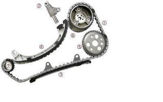 TOYOTA YARIS 1.0 16V 1SZ FE 1SZ FULL TIMING CHAIN KIT