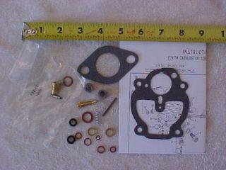 ALLIS CHALMERS carburetor rebuild kit B, C, CA, D10, D12, WC, WD, WD45