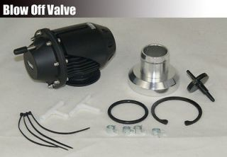 Universal HKS SQV SSQV BOV Turbo Blow Off Valve JDM Black Fit All