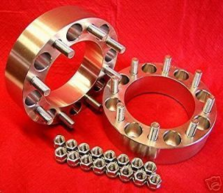 Lug Chevy dually HD GM (2.0) WHEELS SPACERS ADAPTERS